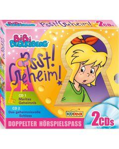 Bibi Blocksberg: 2er Box Psst! Geheim!