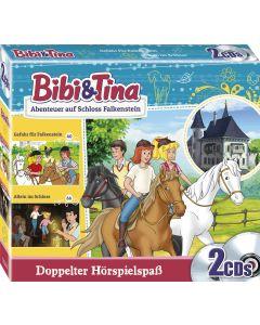 Bibi & Tina: 2er Box Abenteuer auf Schloss Falkenstein