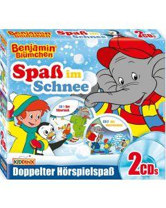 Benjamin Blümchen: 2er Box Spaß im Schnee