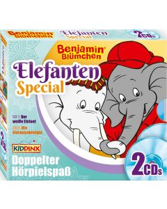 Benjamin Blümchen: 2er Box Elefanten-Special