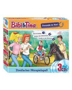 Bibi & Tina: 3er Box Freunde in Not