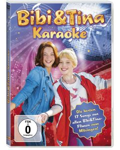 Bibi & Tina: Karaoke-DVD Kinofilm