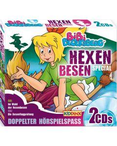 Bibi Blocksberg: 2er Box Hexenbesen-Special