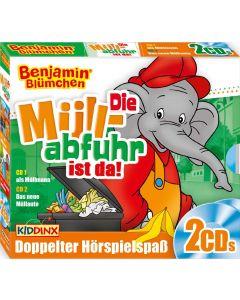 Benjamin Blümchen: 2er Box Die Müllabfuhr ist da!