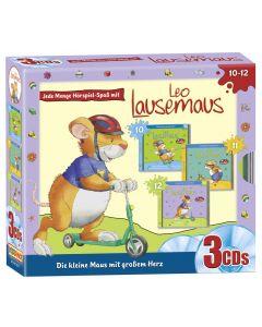 Leo Lausemaus: 3er BOX (Folge 10 - 12)
