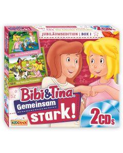 Bibi & Tina: 2er Box Gemeinsam stark! - Jubiläumsedition 1