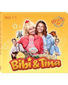 Bibi & Tina: Hörspiele zur Serie (Staffel 1, Episode 1-5)
