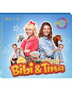 Bibi & Tina: Hörspiele zur Serie (Staffel 1, Episode 6-10)