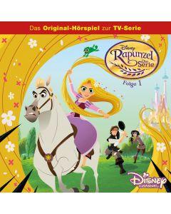 Rapunzel: Zum Haare raufen / ... (Folge 1/mp3)