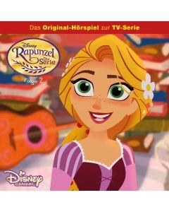 Rapunzel: Ausbilder Fitzherbert /... (Folge 2/mp3)