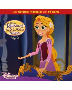 Rapunzel: Cassandra gegen Eugene /... (Folge 3/mp3)