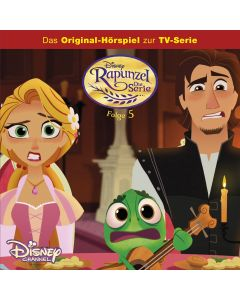 Rapunzel: Blind vor Liebe / ... (Folge 5)