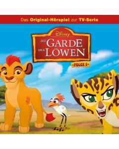 Die Garde der Löwen: Beshti und der kleine Elefant / .. (Folge 5)