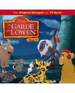 Die Garde der Löwen: Ein eigenes Revier / .. (Folge 10)