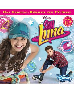 Soy Luna: Hörspiel zur Serie (Folge 3 – 4)