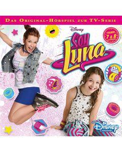 Soy Luna: Hörspiel zur Serie (Folge 7 – 8)