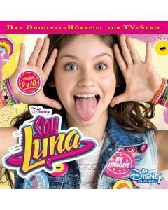 Soy Luna: Hörspiel zur Serie (Folge 9 – 10)