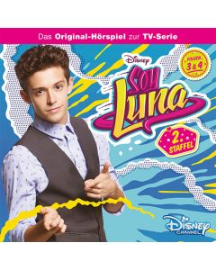 Soy Luna: Hörspiel zur Serie Staffel 2 (Folge 3 – 4)