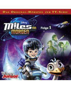 Miles von Morgen: Raumschiff außer Kontrolle / .. (Folge 1)