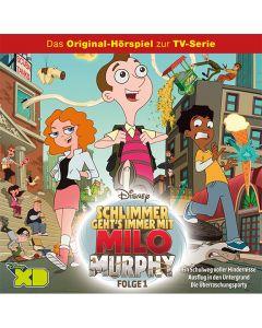 Milo Murphy: Ein Schulweg voller Hindernisse / .. (Folge 1)