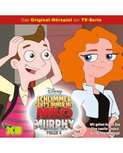 Milo Murphy: Wir gehen in den Zoo / .. (Folge 4)
