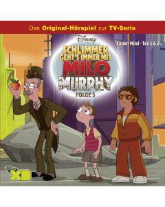 Milo Murphy: Findet Milo! - Teil 1 / ..  (Folge 5)