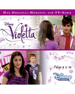 Violetta: Hörspiel zur Serie Folge 9 & 10 (Folge 9 – 10)