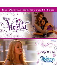Violetta: Hörspiel zur Serie Folge 11 & 12 (Folge 11 – 12)