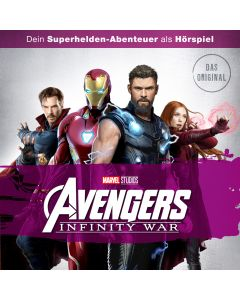 MARVEL: The Avengers - Infinity War