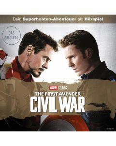 Marvel: Captain America - The First Avenger Civil War