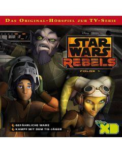 Star Wars Rebels: Star Wars Rebels (Folge 1)