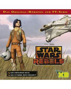 Star Wars Rebels: Star Wars Rebels (Folge 5)