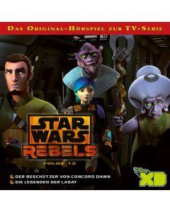 Star Wars Rebels: Star Wars Rebels (Folge 13)