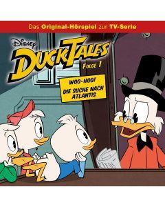 DuckTales: Woo-Hoo! / .. (Folge 01/mp3)