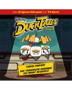 DuckTales: Fonsos Funpark / .. (Folge 02/mp3)