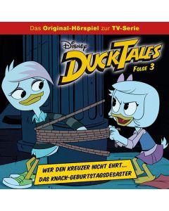 DuckTales: Wer den Kreuzer nicht ehrt / .. (Folge 03/mp3)