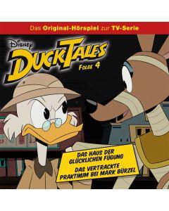 DuckTales: Das Haus der Glücklichen Fügung / .. (Folge 04/mp3)