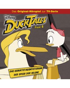 DuckTales: Das Geburtstagsmysterium / .. (Folge 06)
