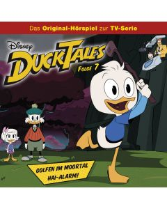 DuckTales: Golfen im Moortal / .. (Folge 07/mp3)