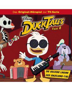 DuckTales: Die Goldene Lagune / .. (Folge 08/mp3)