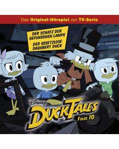 DuckTales: Der Schatz der gefundenen Lampe / .. (Folge 10/mp3)