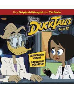 DuckTales: Gefährliche Chemie / .. (Folge 12/mp3)