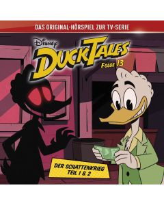 DuckTales: Der Schattenkrieg / .. (Folge 13/mp3)