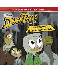 DuckTales: Familienbande / .. (Folge 14/mp3)