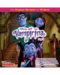 Vampirina: Das ist ja zum Flattern! / ... (Folge 1/mp3)