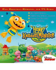 Henry Knuddelmonster: Die Knuddelblume / .. (Folge 1)
