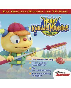 Henry Knuddelmonster: Der entlaufene Teig / .. (Folge 6)