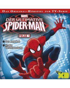 Spider-Man: Der ultimative Spider-Man - Das Angebot / .. (Folge 1)