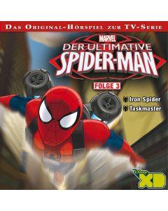 Spider-Man: Der ultimative Spider-Man - Iron Spider / .. (Folge 3)