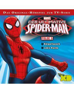 Spider-Man: Der ultimative Spider-Man – Körpertausch / .. (Folge 5)